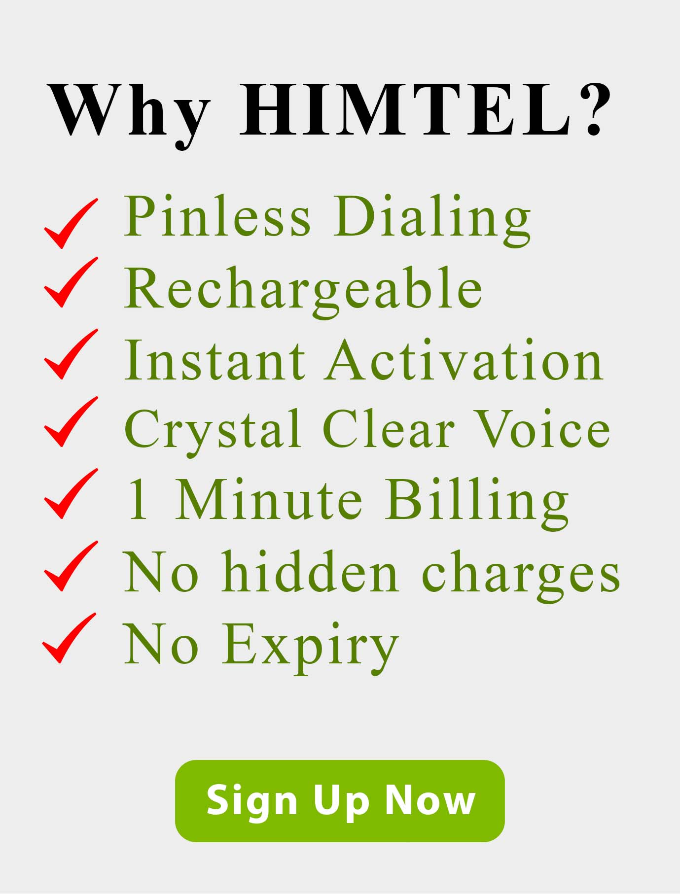 Himtel Features